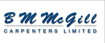 B.M.McGill Carpentry and Joinery, bespoke carpenters and joiners in Birmingham